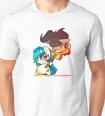 Octavia and Vinyl Scratch  Unisex T-Shirt