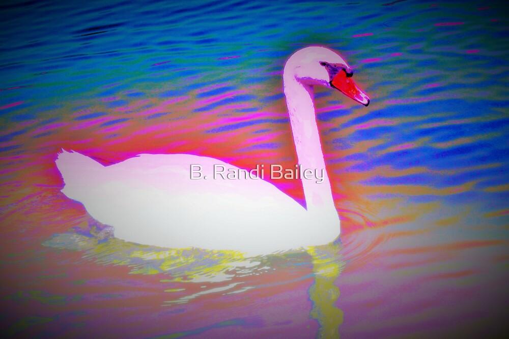 Surreal swan by ♥⊱ B. Randi Bailey