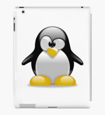 Tux penguin iPad Case/Skin