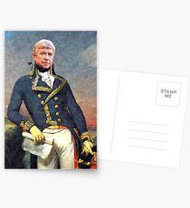 Marshal Arsene Wenger Postcards