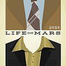Life on Mars - Gene Hunt/Sam Tyler Wardrobe  by BenFraternale
