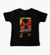 Samurai Hip-Hop Baby Tee