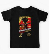 Samurai Hip-Hop Kids Tee