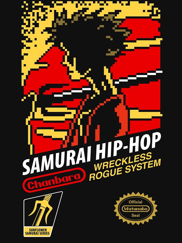 Samurai Hip-Hop by pacalin