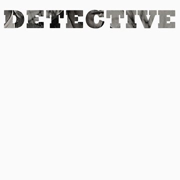 True Detective - T-Shirt - Matthew McConaughey by MrWhiteBRBA