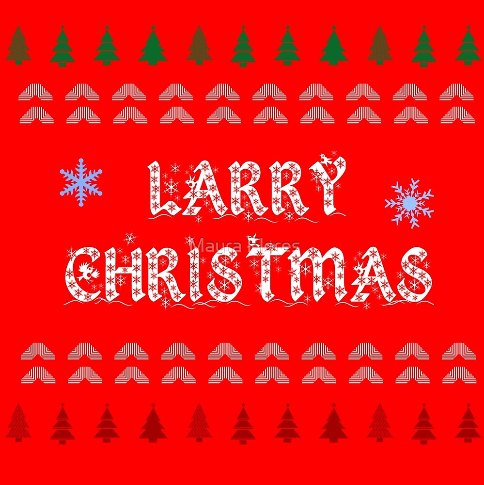 Larry Christmas by LarryDickSquad