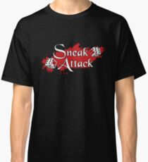 Sneak Attack Classic T-Shirt