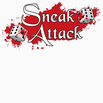 Sneak Attack by NaShanta