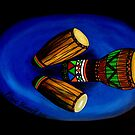 drums by pilanehimself