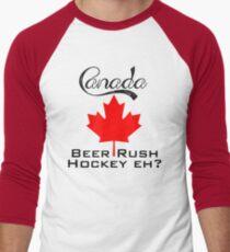 Canada! Men's Baseball ¾ T-Shirt