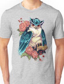 Irezumi Owl 002-001 T-Shirt