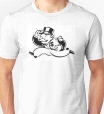 Monopoly Man Money Unisex T-Shirt