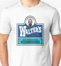 Old Fashioned Heisenburgers T-Shirt