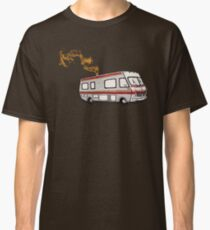 Breaking Bad - Crystal Ship Classic T-Shirt