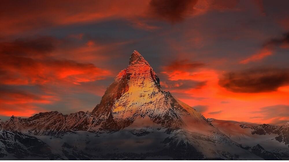The Matterhorn by soid