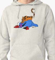 Tigg Attack Pullover Hoodie