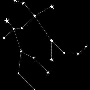 Constellation   Gemini by jellyelly