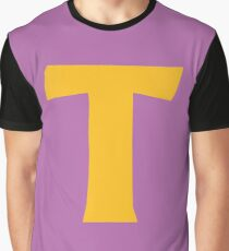Token's shirt – South Park, Token Black Graphic T-Shirt
