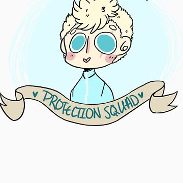 Butters Stotch Protection Squad by mothprincess
