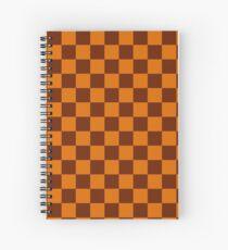 Green Hill Zone Pattern Spiral Notebook