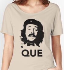 Que guevara Women's Relaxed Fit T-Shirt