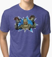 Creature Pop! Tri-blend T-Shirt