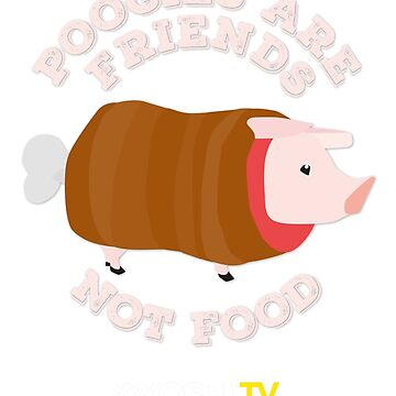 Poogies Are Friends - NOT Food! - DYoshiiTV by TheCHEWER