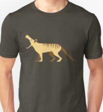 EXTINCT: Thylacine (Tasmanian Tiger) Unisex T-Shirt