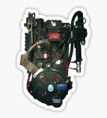 Proton pack Sticker