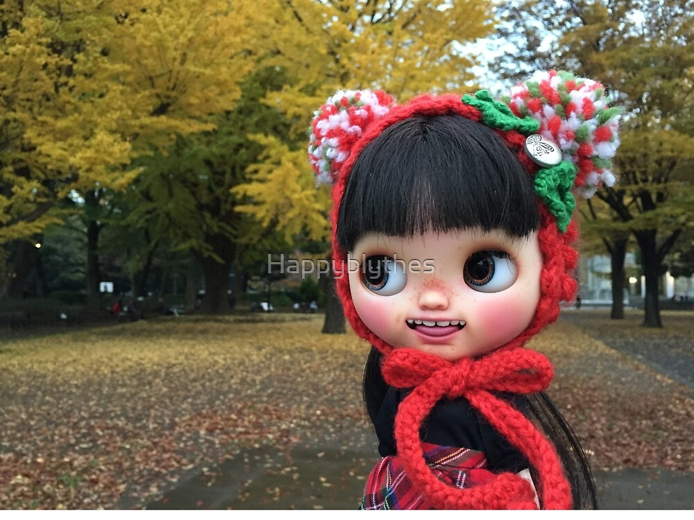 Blythe in Autumn.. by Happyblythes