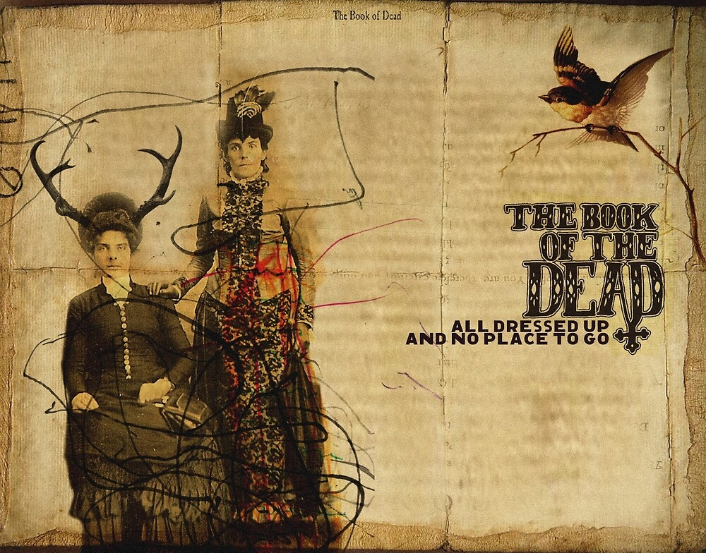 the book of the dead #1 by hiroproshu