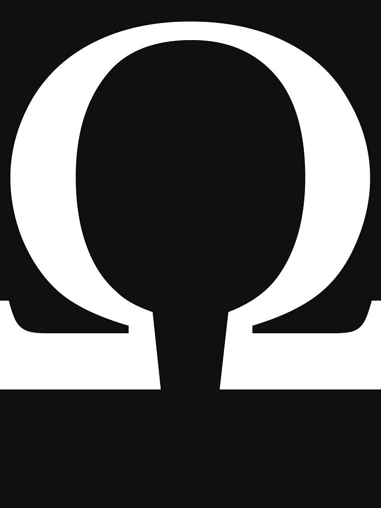 Image Gallery omega symbol