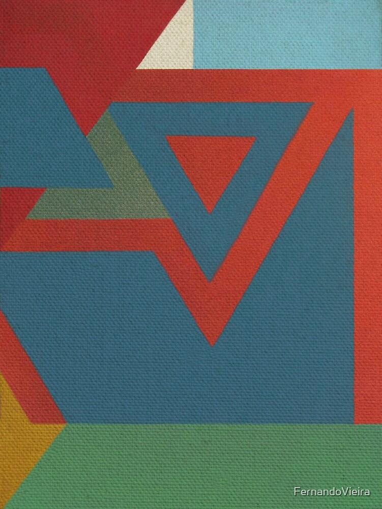 Geometric Thoughts 7 by FernandoVieira