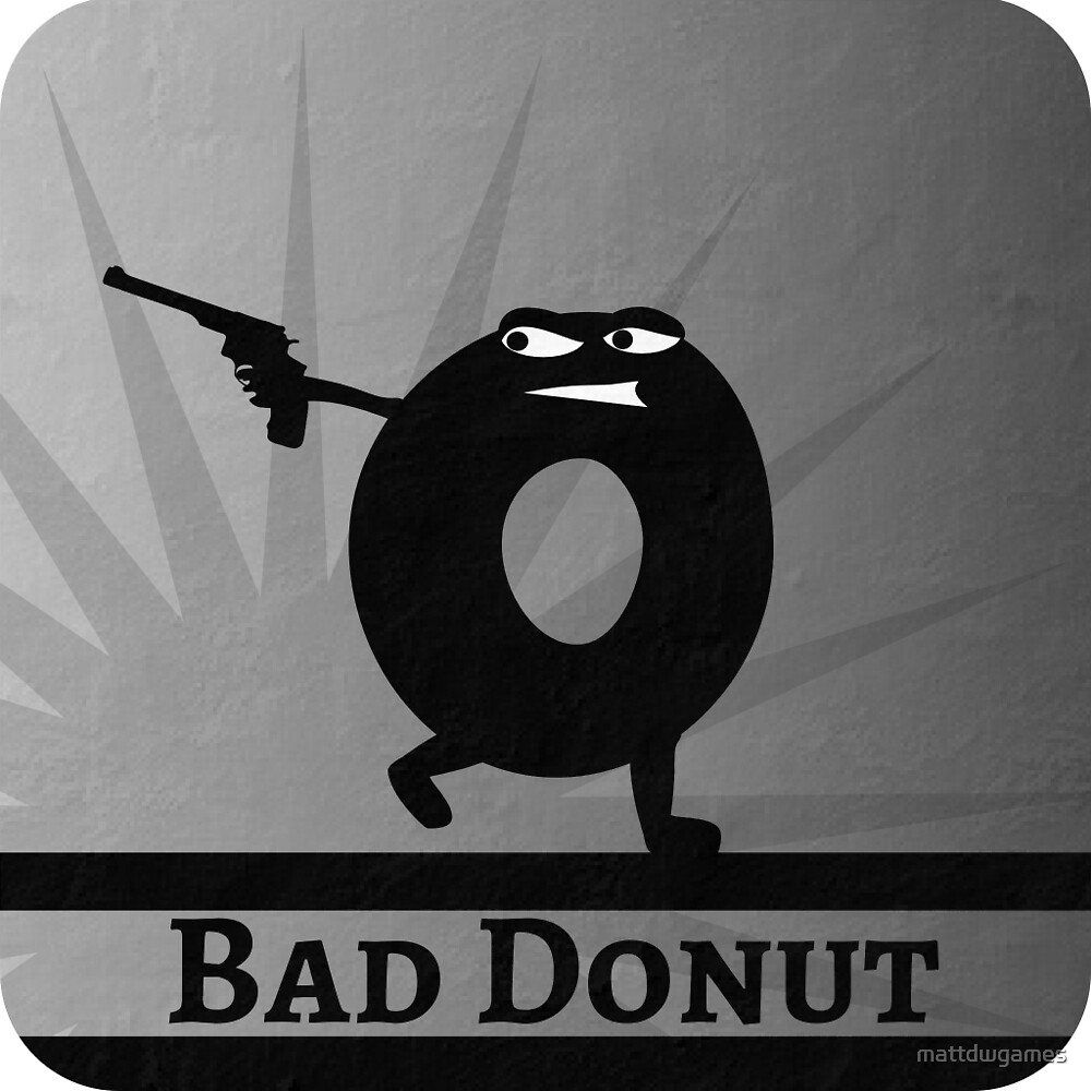 Bad Donut Game Collection by mattdwgames