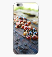 Fly Away Home iPhone Case