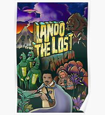 Lando The Lost Poster