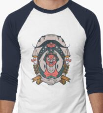 The Negotiator Men's Baseball ¾ T-Shirt
