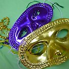 Masks by WildestArt