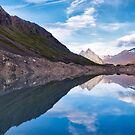 Alaskan Tranquility by Bruce Taylor