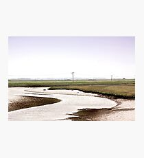 Ness - A View  Photographic Print