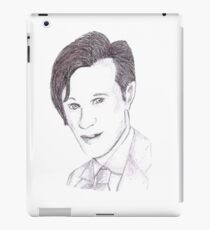 Matt Smith iPad Case/Skin