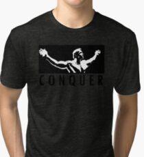Arnold Schwarzenegger - Conquer Tri-blend T-Shirt