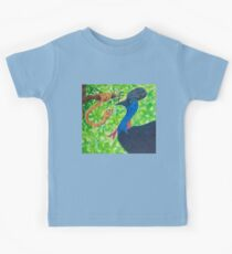 Taipan meets Cassowary; inspirational quotes Kids Clothes