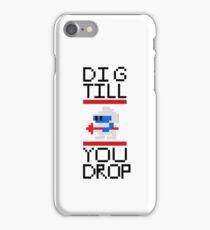 Dig Dug iPhone Case/Skin