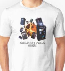 Gallifrey Falls...No More T-Shirt
