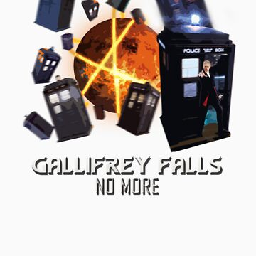 Gallifrey Falls...No More by TheDoctorOfWho