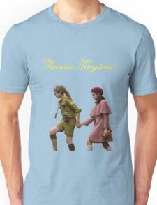 Moonrise Kingdom- Sam and Suzy Unisex T-Shirt