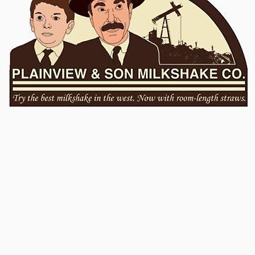 There Will Be Milkshakes by LukeMorgan42