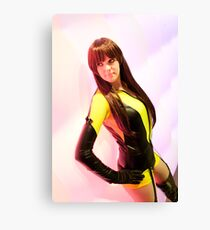 Duchess Sakura Cosplay - Silk Spectre  Canvas Print