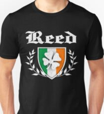 Reed Family Shamrock Crest (vintage distressed) T-Shirt